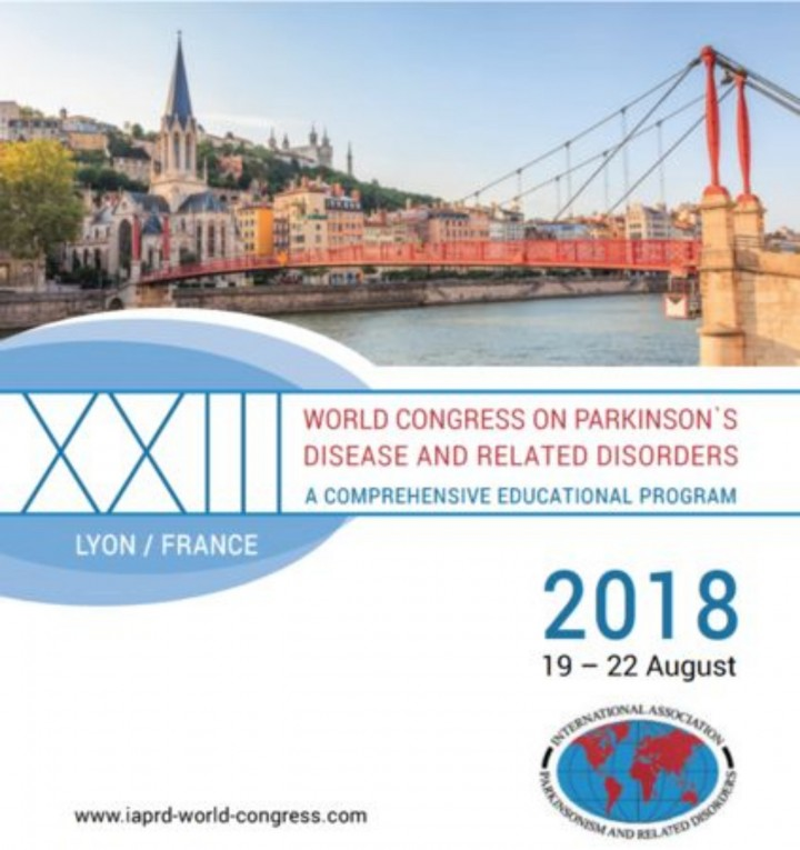 XXIII World Congress on Parkinson's Disease a