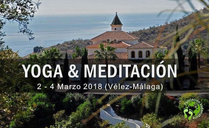 RETIRO INTENSIVO: YOGA & MEDITACIÓN (VÉLEZ-MÁLAGA) – CENTRO SANTILLÁN