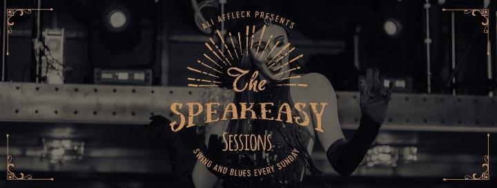 Ali Affleck presents The Speakeasy Sessions