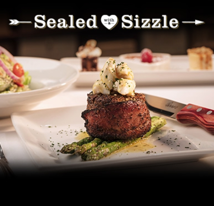 Treat your better half to a Rare and Well Done® Valentine's Day at Perry's Steakhouse & Grille in Oak Brook
