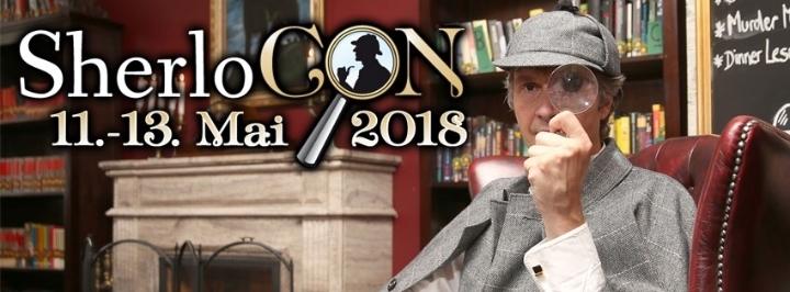 SherloCON - Die Sherlock-Holmes-Convention