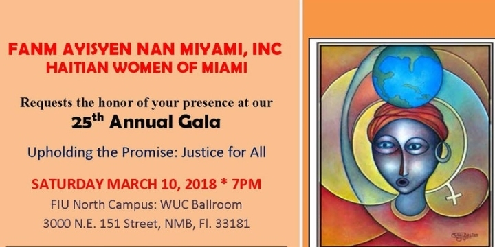 FANM, Inc. 2018 Gala Uphold the Promise: Just