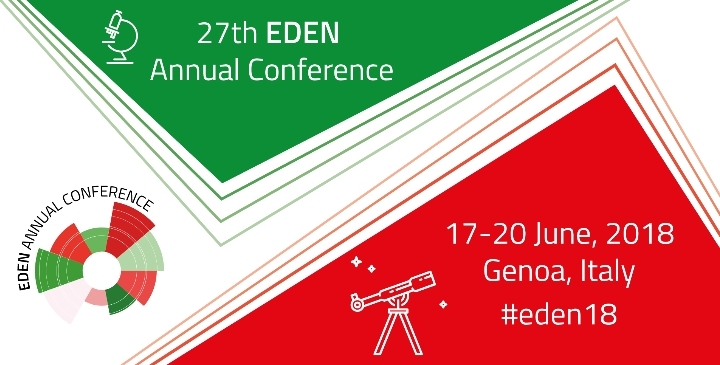 2018 EDEN Annual Conference  - EXPLORING THE