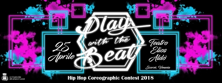 2° contest PLAY WITH THE BEAT