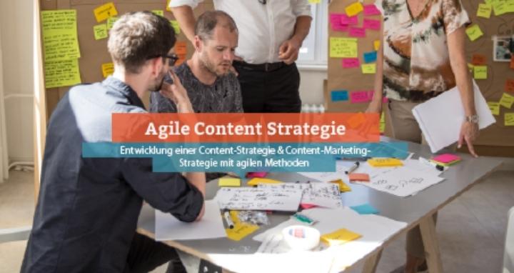 Certified Agile Content Strategie, Munich