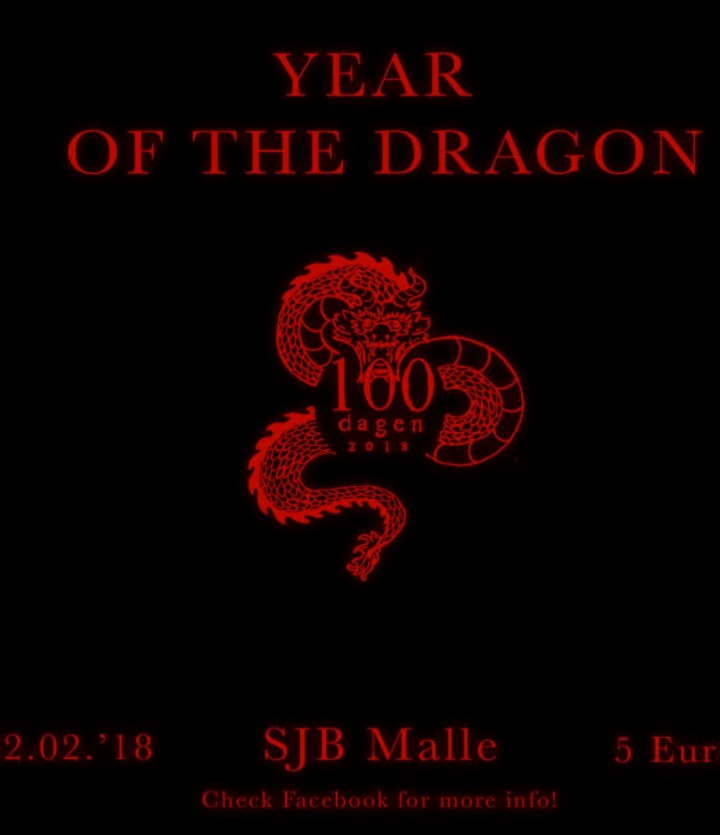 year of the dragon 100 dagen sjb malle 020218