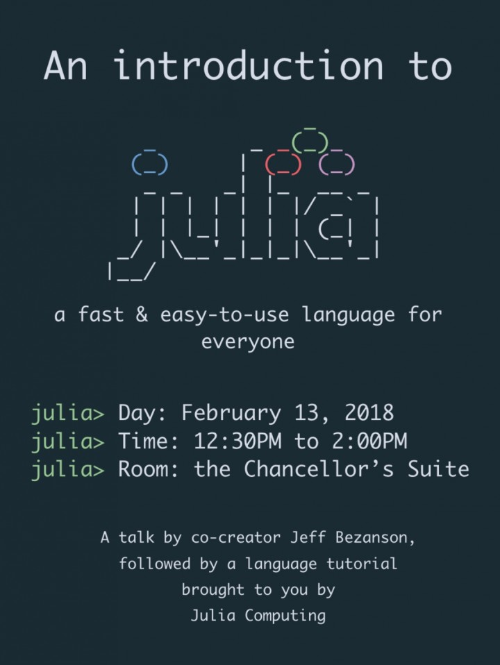 An introduction to Julia