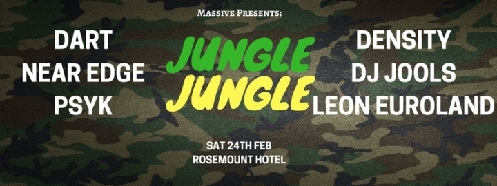 Massive Presents: Jungle Jungle