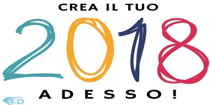 CREA IL TUO 2018 ADESSO