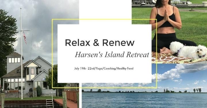 Harsen's Island Retreat - Relax and Renew