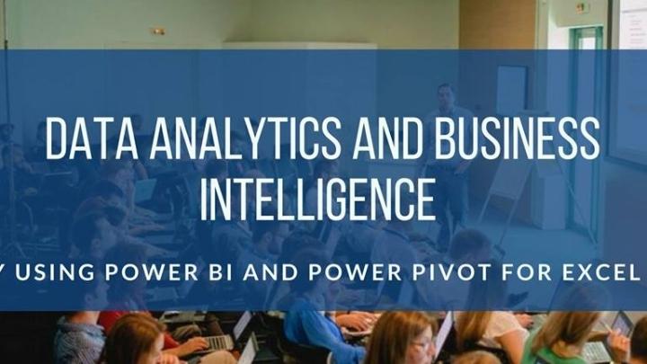 Data Analytics and Business Intelligence using Power BI and Power Pivot