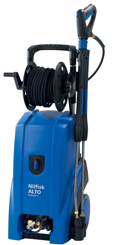 Effektiv rengøring med en Alto højtryksrenser