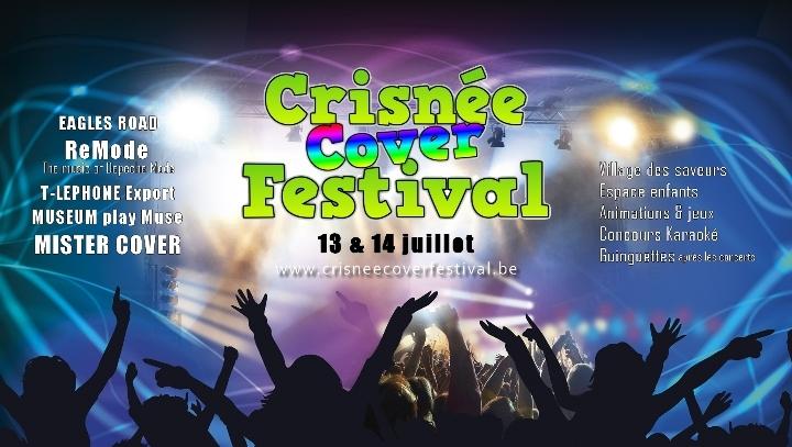 Crisnée Cover Festival 2018