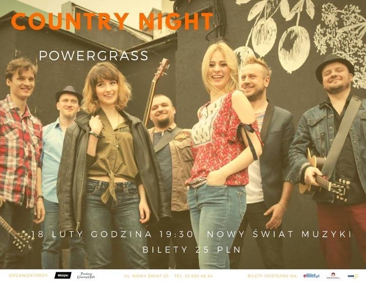 Country Night - Powergrass
