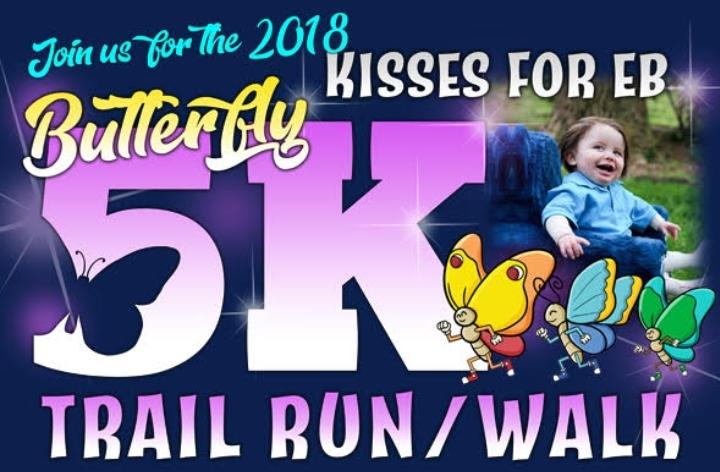 Butterfly 5K Trail Run/Walk