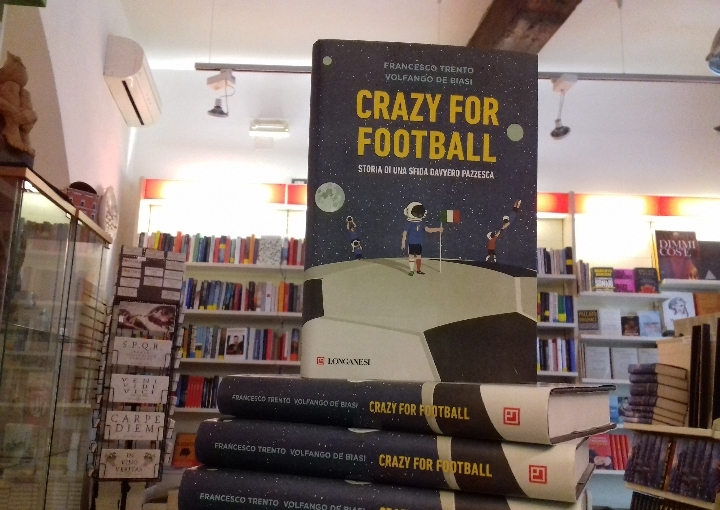 Crazy for football di e con Francesco Trento
