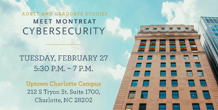 Charlotte Meet Montreat: Cybersecurity