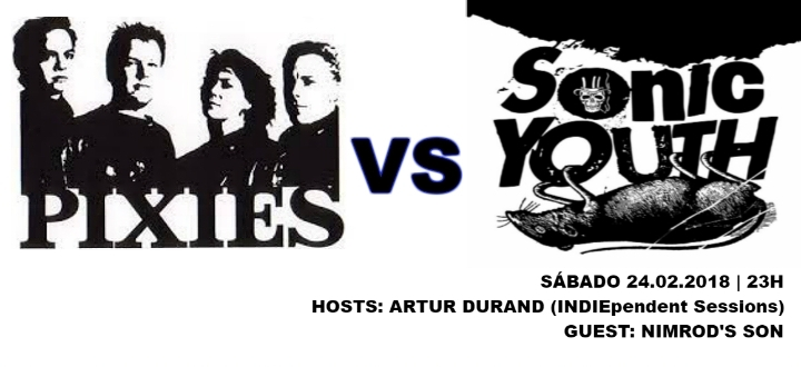 Especial Pixies VS Sonic Youth