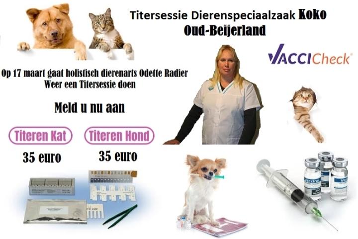 Titeren door holistisch DA Odette Radier Oud-Beijerland 17-03-2018