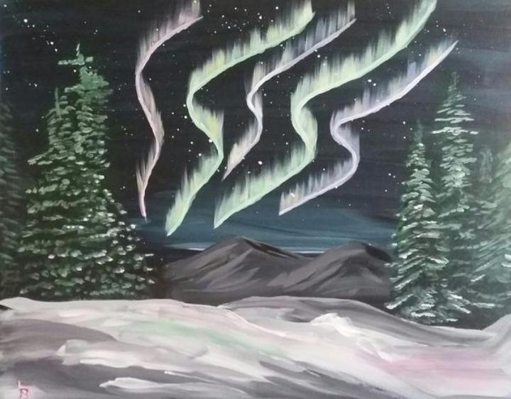 Royal Canadian Legion Branch 121 (Cambridge-Galt) - Fundraiser Painting Night