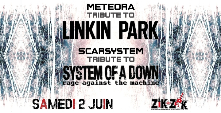 Tribute Linkin Park & System of a Down