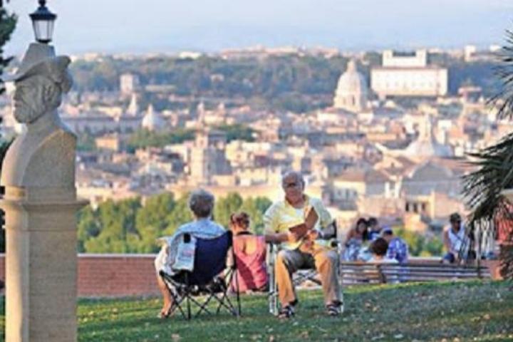 Roma sotto e sopra - Passeggiata storico-cult
