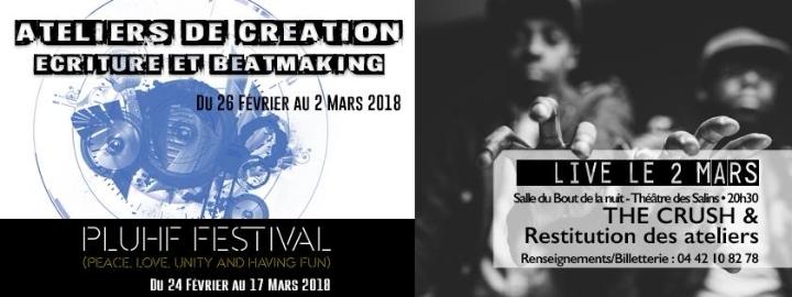 Ateliers de création :: Ecriture et Beatmaking