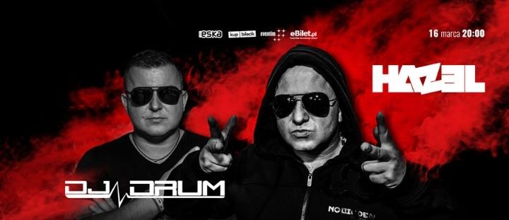 HAZEL & DJ DRUM Live Show