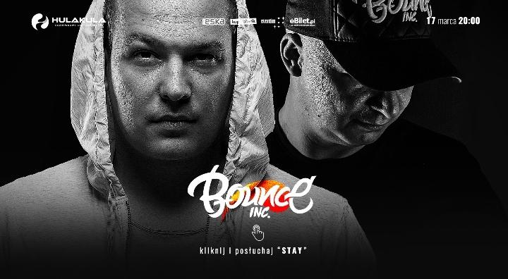 Bounce Inc.   Max Farenthide & Hubertuse