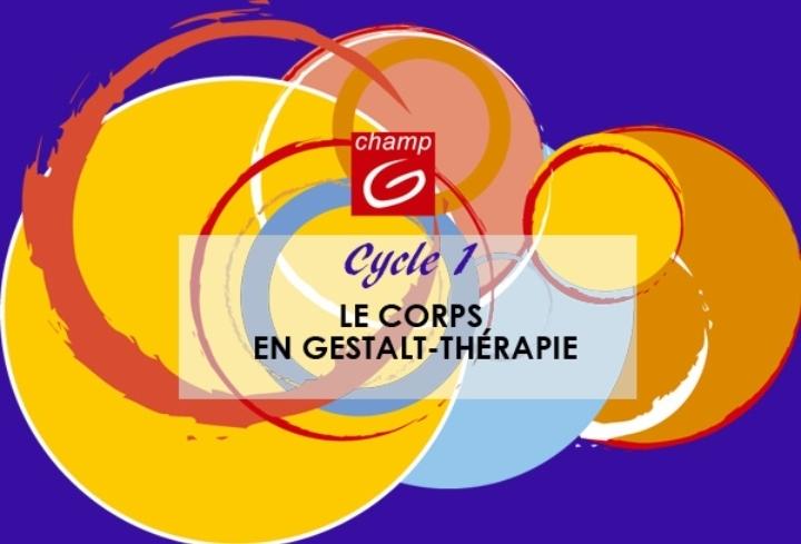 Le corps en Gestalt-thérapie / Formation initiale Gestalt