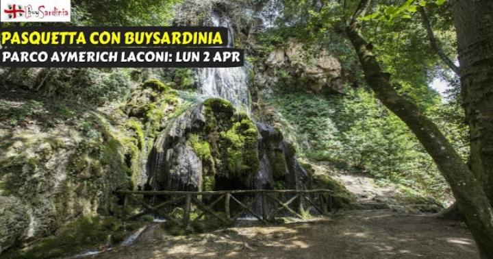 PASQUETTA AL PARCO DEGLI AYMERICH CON BUYSARDINIA: LACONI LUN 02 APR