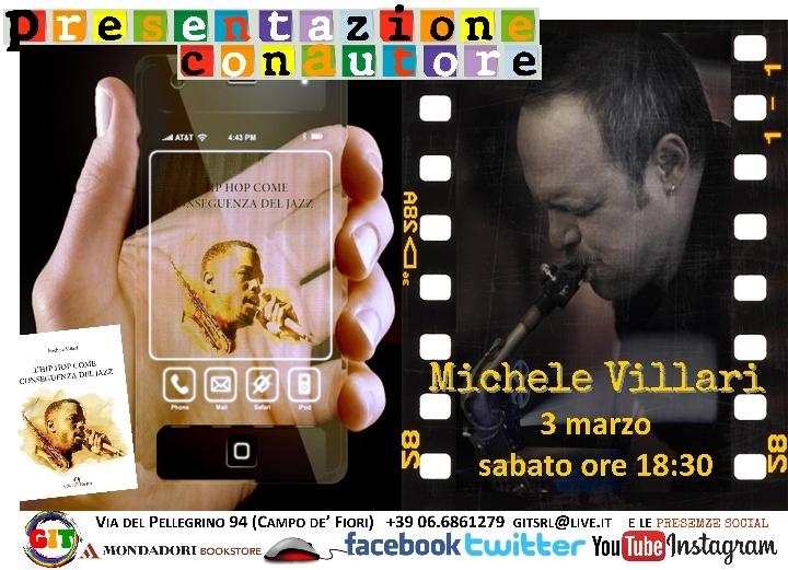 SpazioInQuinta con Michele Villari