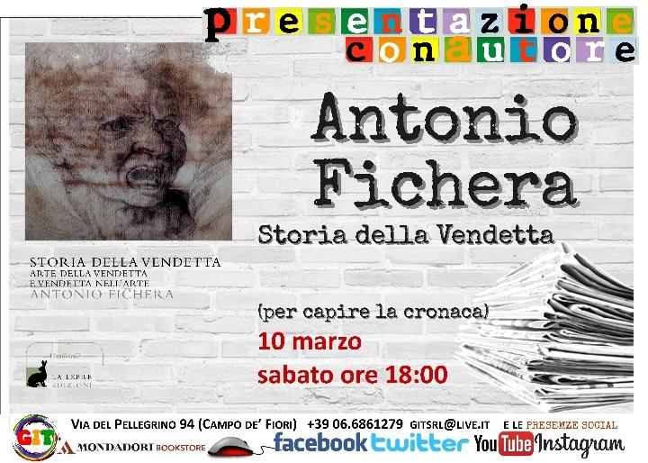SpazioInQuinta con Antonio Fichera