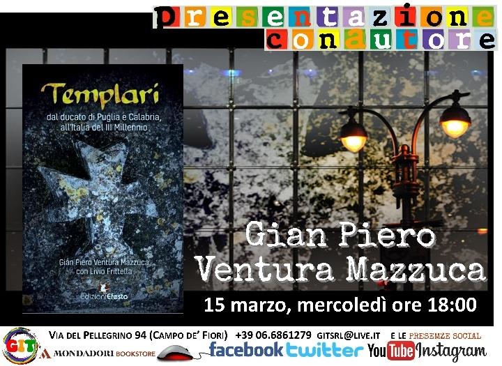 SpazioInQuinta con Gian Piero Ventura Mazzuca