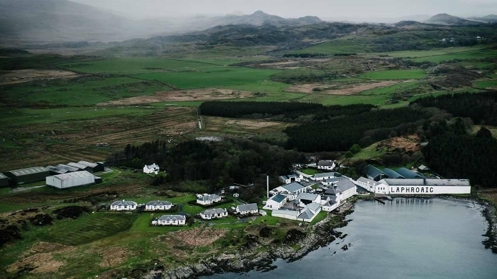 Виски острова Айла: чужой среди своих