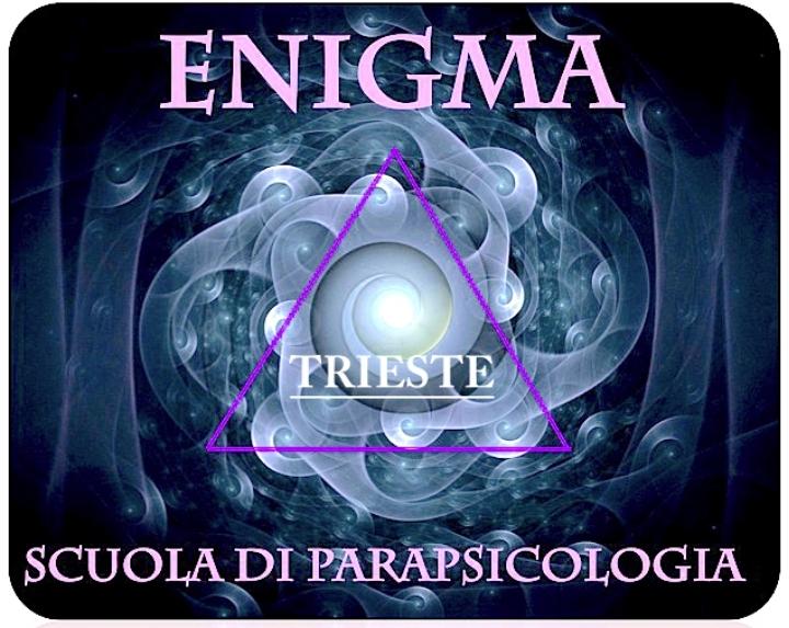 """PRESENTAZIONE SCUOLA DI PARAPSICOLOGIA """"ENIGMA"""""""