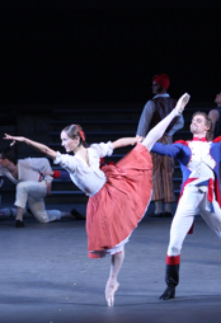 Bolshoi Ballet ENCORE in HD: The Flames of Paris