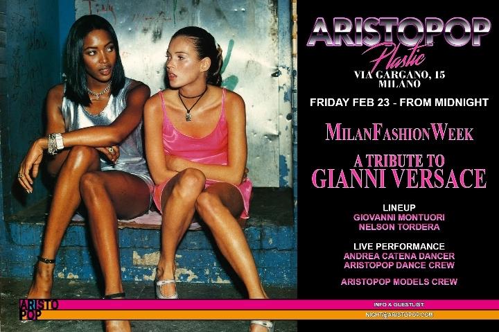 AristoPop Night @ Plastic