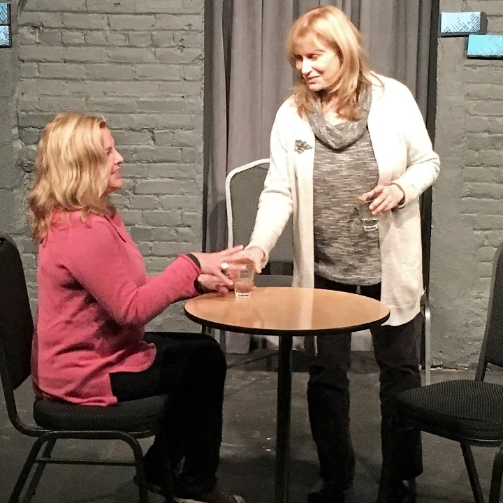 Westchester Collaborative Theater (WCT) Scene