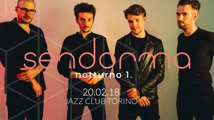 Sendorma // Unica Data Italiana! : Jazz Club