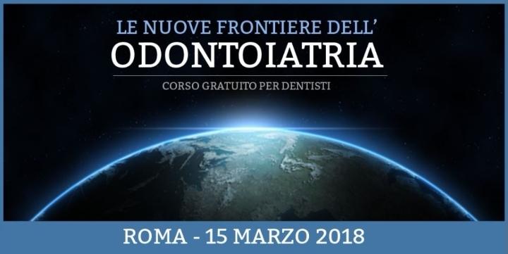 Le nuove frontiere dell'odontoiatria - Corso