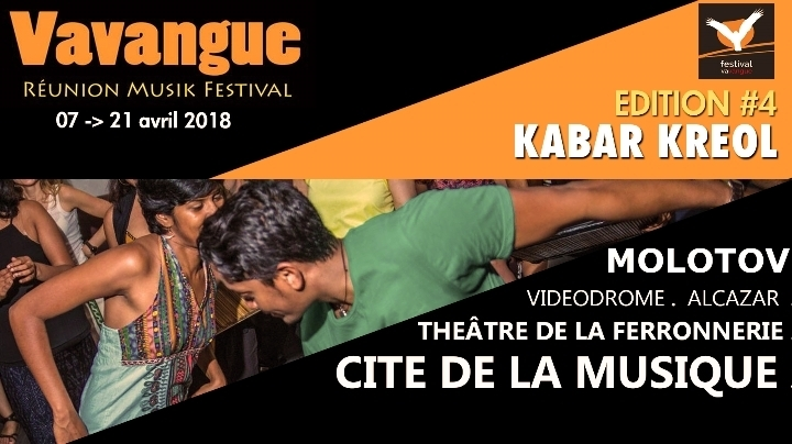 Vavangue festival #4 : Reunion Musik festival