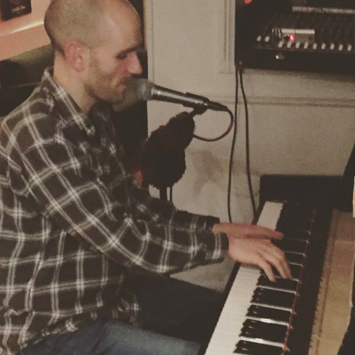 Piano Time by Juric