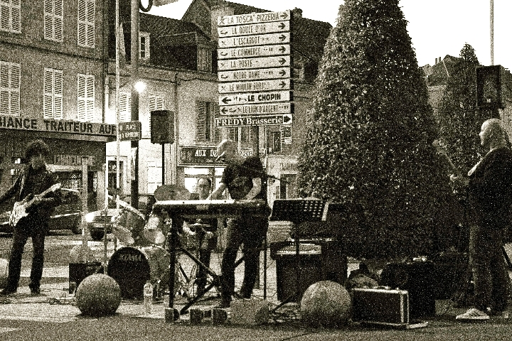 Concert au Kilkey