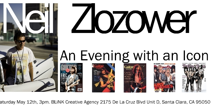 An Evening with an Icon - Neil Zlozower
