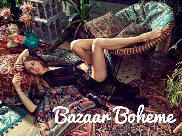Bazaar Boheme at KRW