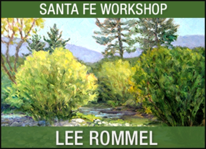 6 Tuesdays with LEE ROMMEL