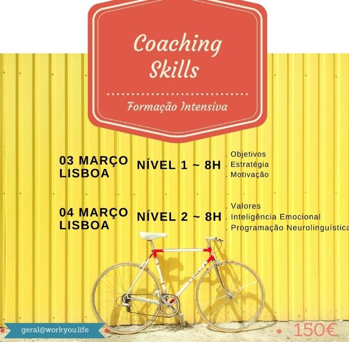 Coaching Skills - Níveis 1 e 2
