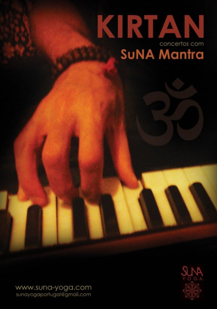 Kirtan - concerto de mantras