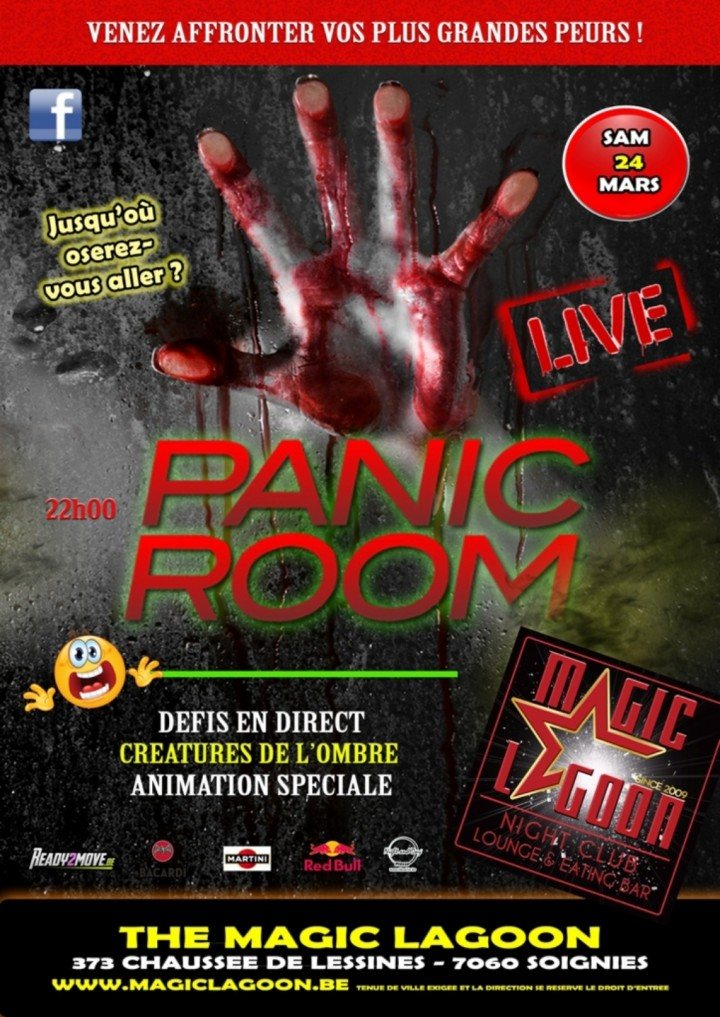 Panic Room Party Live